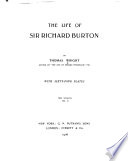 The Life of Sir Richard Burton