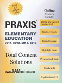 Praxis Elementary Education 0011  0012  5011  5015