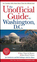 The Unofficial Guide to Washington