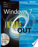 Windows Seven Inside Out