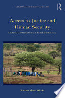 Access to Justice and Human Security