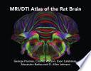 MRI DTI Atlas of the Rat Brain