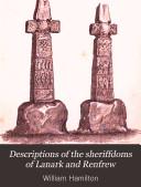 Ebook Descriptions of the Sheriffdoms of Lanark and Renfrew Epub William Hamilton Apps Read Mobile