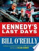 Kennedy s Last Days Book PDF