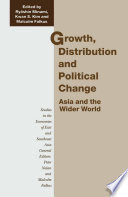 Growth  Distribution and Political Change