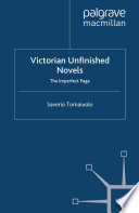 Victorian Unfinished Novels