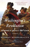 Washington s Revolution
