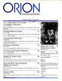 Orion Nature Quarterly