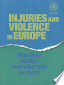 Injuries and Violence in Europe
