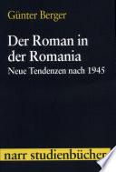 Der Roman in der Romania