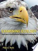 Examining Ecology book