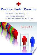 Practice Under Pressure