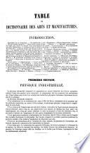 Dictionnaire des arts et manufactures  de l agriculture  des mines
