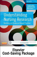 Understanding Nursing Research   Text and Study Guide Package