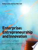 Enterprise  Entrepreneurship and Innovation