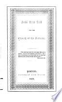 Social hymn book for the Church of the Saviour