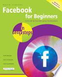 Facebook for Beginners in easy steps