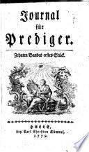 Journal für Prediger