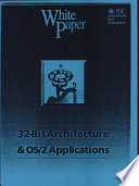 32-bit Architecture And Os/2 Applications