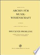 Bruckner-Probleme