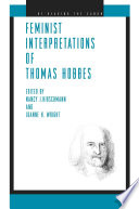 Feminist Interpretations of Thomas Hobbes
