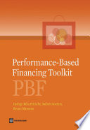 Performance Based Financing Toolkit