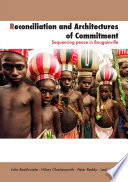 Reconciliation and Architectures of Commitment