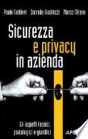 Sicurezza e privacy in azienda