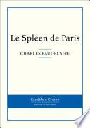 illustration du livre Le Spleen de Paris