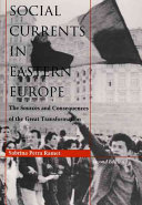 Social Currents in Eastern Europe