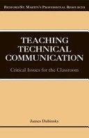 Teaching Technical Communication