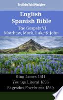 English Spanish Bible The Gospels Vi Matthew Mark Luke John