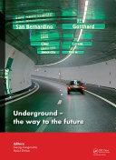 download ebook underground. the way to the future pdf epub