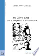 Les oeuvres cultes