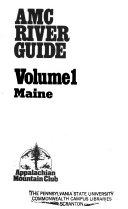 AMC River Guide  Maine