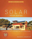 Solar Water Heating Revised Expanded Edition