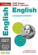 WJEC Eduqas GCSE English Language and English Literature All