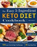 The Easy 5 Ingredient Keto Diet Cookbook