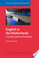 English in the Netherlands