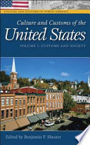 Culture and Customs of the United States  Culture