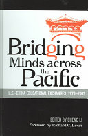 Bridging Minds Across The Pacific book