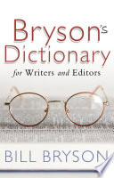 Bryson S Dictionary For Writers And Editors