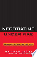 Book Negotiating Under Fire