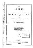 download ebook the works of daniel de foe pdf epub