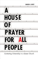 A House of Prayer for All People