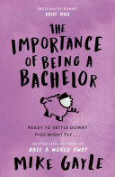 download ebook the importance of being a bachelor pdf epub