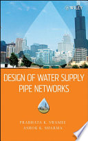 Design of Water Supply Pipe Networks