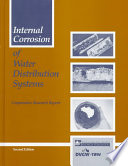 Internal Corrosion of Water Distribution Systems  2 Edition