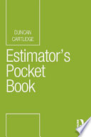 Estimator s Pocket Book