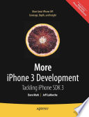 More iPhone 3 Development